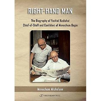 Right Hand Man by Menachem Michelson - 9789652297365 Book