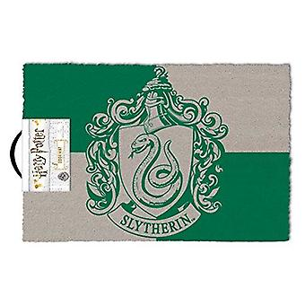 Harry Potter Slytherin Doormat (40 x 60 cm)-Gaming Merchandise