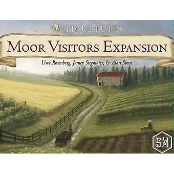Viticulture Moor Visitors Expansion - Board Game