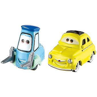 Disney Cars 3 Luigi and Guido Vehicle