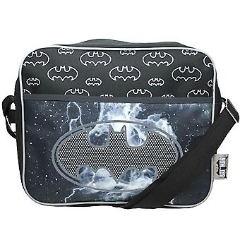 Batman Mystic Delinquent Courier Messenger Bag