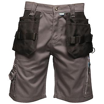 Tactical Threads Uomo Esecutivo Holster Workwear Shorts
