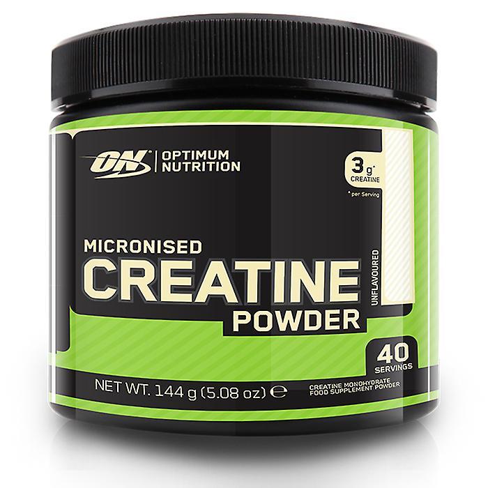 Optimum Nutrition Micronised Creatine Food Supplement Powder