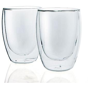 Quid 12CL Carajillo Glass Wall Serenia (Kitchen , Household , Cups and glasses)