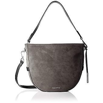 Marc OPolo 90718360503301 Grey Women's shoulder bag (grey 920)) 9.5x28x35 cm (B x H x T)