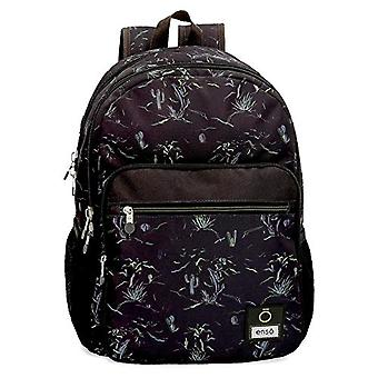 Enso West Backpack 44 Centimeters 20.13 Black (Black)