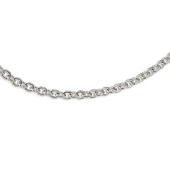 925 Sterling Silver Solid Polished Toggle Closure Fancy Link Necklace 18 Inch Toggle Jewelry Gifts for Women