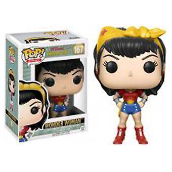DC Pommit Wonder Woman Pop! Vinyyli Chase Alukset 1 in 6