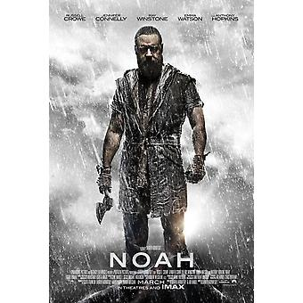 Noah Original Movie Poster - Double Sided Regular Style