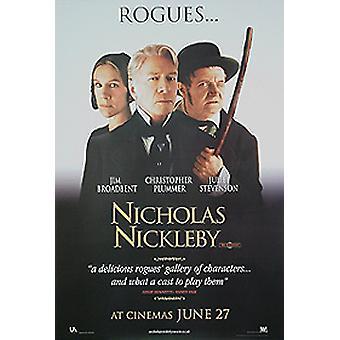 نيكولاس Nickleby (روغ) (من جانب واحد) ملصق السينما الأصلي