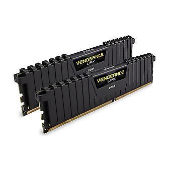 復讐 LPX 16GB (2x8GB) DDR4 3000MHz C15 デスクトップゲームメモリ