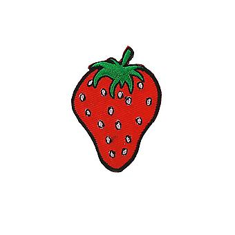 Patch Ecusson Brode Applique Backpack Jacket Down jacket Strawberry Strawberry Strawberry Strawberry Strawberry Strawberry