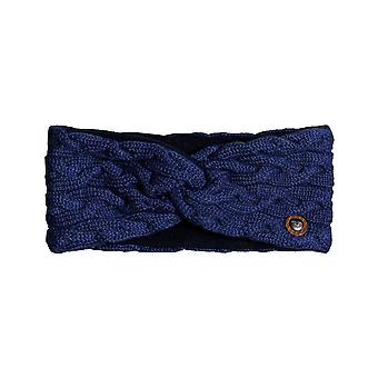 Roxy Alta Headband in medievalblue