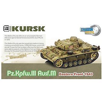 Dragon Armor Dragon Tank - 1:72 - 60617 Kursk Pz.Kpfw.IV Ausf.M