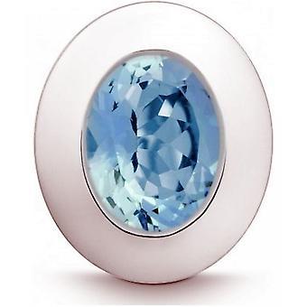 QUINN - Pendant - Women -Silver 925 - Gemstone - Blue Topas - 24250958