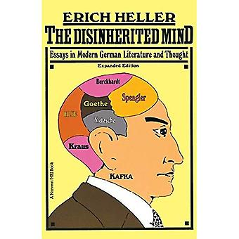 Disinherited Mind : Essays in Modern German Literature and Thought