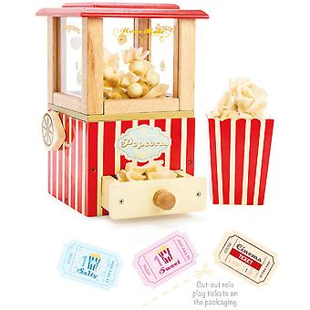 Le Toy Van Honeybake Play Popcorn Machine