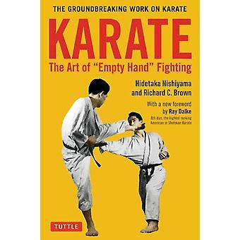 Karate The Art of Empty Hand Fighting by Hidetaka Nishiyama