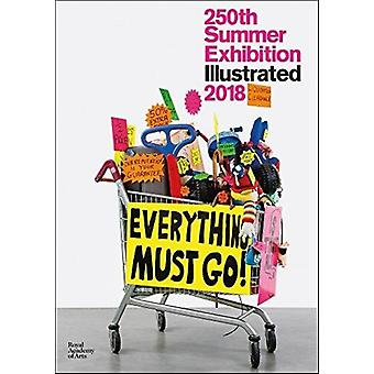 250th Summer Exhibition Illustrated 2018 by Grayson Perry