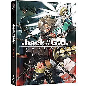 Hack / / Gu trilogie: Movie - Sub alleen [DVD] USA import