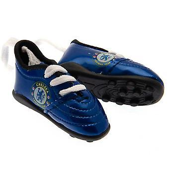 FC Chelsea laarzen auto Hanger