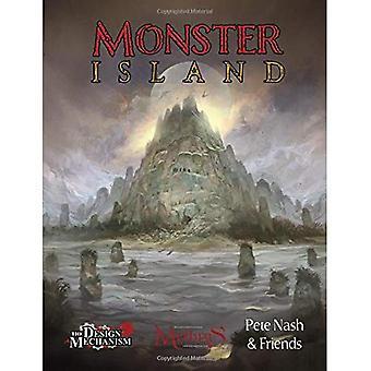 Monster øya: En eventyr Setting for Mythras