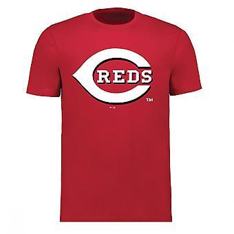 Fanatics Mlb Cincinnati Reds Primary Logo T-shirt