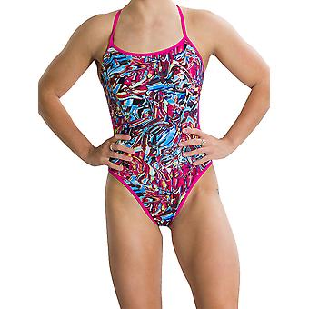 Flip Rev Tie Back Swimsuit