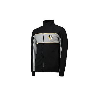 Fanatics Nhl Pittsburgh Penguins Cut & Sew Track Jacket