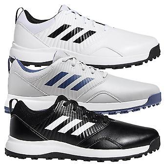 adidas Golf Mens 2020 CP Traxion SL Waterproof Climastorm Lederen Golfschoenen