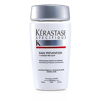Kerastase Specifique Bain Prevention Normalizing Frequent Use Shampoo (normal Hair - Hair Thinning Risk) - 250ml/8.5oz