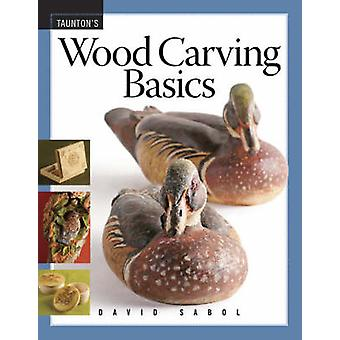 Wood Carving Basics door David Sabol