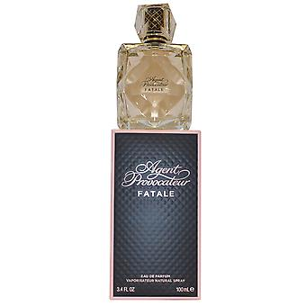 Agent Provocateur Fatale svart Eau de Parfum Spray 100ml