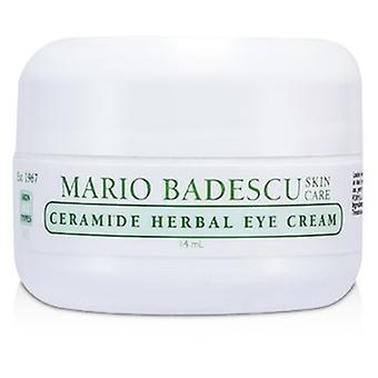 Mario Badescu Ceramide Herbal Eye Cream - For All Skin Types  14ml/0.5oz