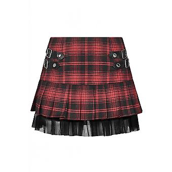 Punk Rave The Clash Skirt