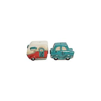 Strømlin NYC Road Trip Salt & Pepper Set