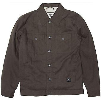 Vissla lobos trucker jacket - tarp