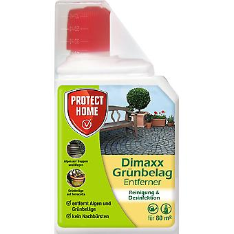SBM Protect Home DimaXX Green flooring remover, 500 ml for 80 m2