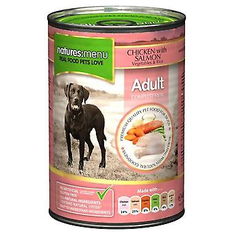 Natures Menu Chicken with Salmon For Dogs (Dogs , Dog Food , Wet Food)