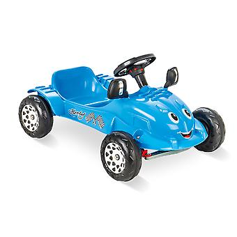 Pilsan Herby Pedal Operated Car Blue
