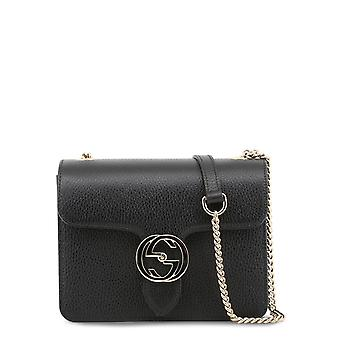 Gucci Original Women All Year Crossbody Bag - Black Color 32920