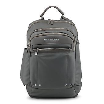 Piquadro Original Men All Year Backpack/Rucksack - Grey Color 34280