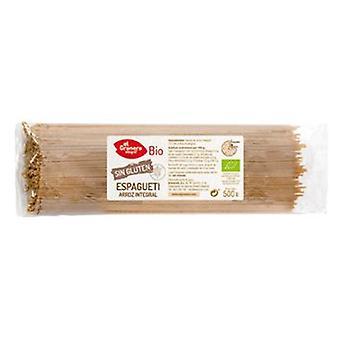 El Granero Integral Bio Rice Spaghetti 500g Free