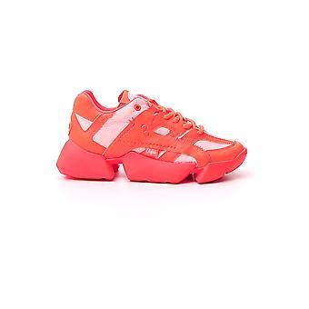 Baskets En polyester Orange Junya Watanabe Jek1020512 Femmes-apos;s Orange Polyester