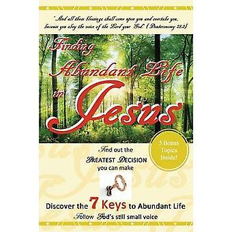 Finding Abundant Life in Jesus by Castillo & Ruel Hernandez