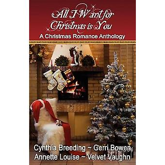All I Want for Christmas Is You by Breeding & Cynthia