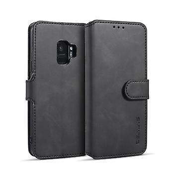 Mobiele Case Samsung S9-PU leer
