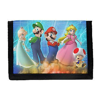 Carteira Super Mario