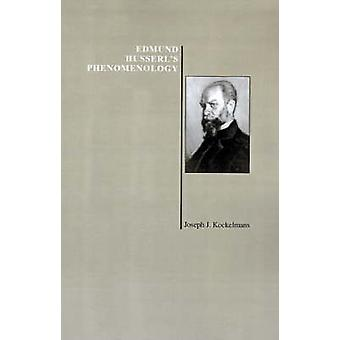 Edmund Husserl's fenomenologi av Joseph J. Kockelmans - 978155753050