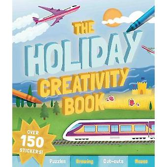 The Holiday Creativity Book by Mandy Archer - 9781783125319 Book